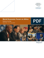 World Economic Forum on Africa 2007