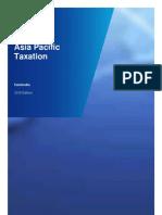 Asia Pacific Taxation 2010 Cambodia