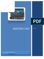 Manual Arduino Uno