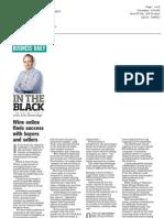 IN THE BLACK with John Beveridge