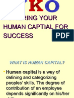 Powering the Human Capital for Success