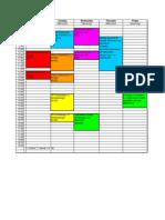 Mspe Schedule Ws1011 Sem1
