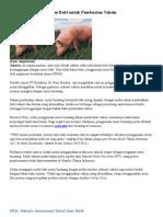 WHO Batasi Penggunaan Babi Untuk Pembuatan Vaksin