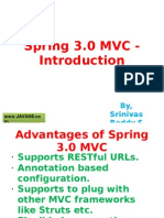 Spring 3 Introduction