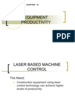 Equipment Productivity