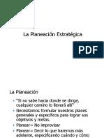 Conceptos Basicos de Planeacion Estrategica