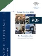 World Economic Forum Annual Meeting 2006