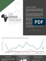 LRA Crisis Tracker Quarterly Security Brief [April -June 2011]