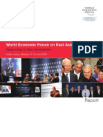 World Economic Forum on East Asia 2008