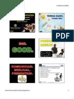 Business Presentation Skills