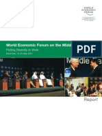 World Economic Forum on the Middle East 2007