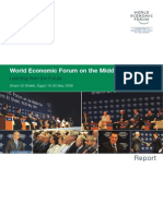 World Economic Forum on the Middle East 2008