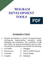 Prog Develop Tools