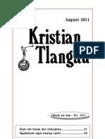 Kristian Tlangau - August, 2011