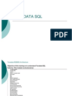 Teradata SQL