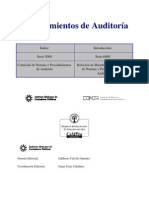 Procedimientos de Auditoroa
