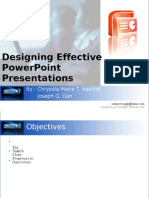 Designing Effective (by Chrysela Nakihid and Joseph Gan)