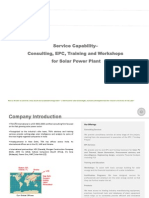 EPC Services Profile - TRA International Limited-Mar2011