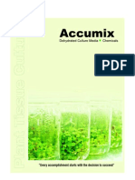 4x Plant Tissue Culture Media & Chemicals