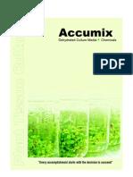 4x Plant Tissue Culture Media & Chemicals
