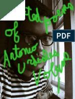 Antonio Vol 1