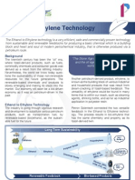 Ethanol to Ethylene Technology Folder