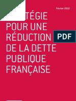 Stratégie pour une réduction de la dette publique française - Nicolas Bouzou