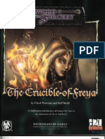 The Crucible of Freya