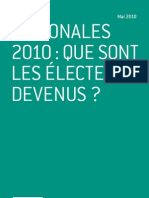 Régionales 2010