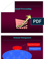 Ch3. Demand Forecasting