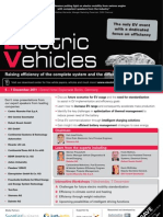 4th International Congress Electric Vehicles