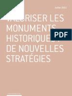 Valoriser les monuments historiques