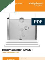 KGA Owner Manual POLISH