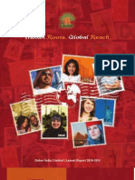 Dabur Annual Report 2010 11