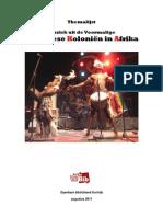 Themalijst Muziek Uit de Portugese kolonies