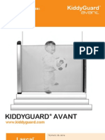KGA Owner Manual PORTUGUESE