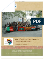 South Asian Youth Congress Report