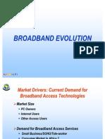 Broadband Evolution