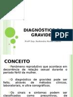 DIAGNSTICO DE GRAVIDEZ