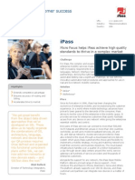 Micro Focus - Ipass Case Study