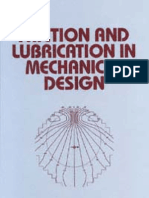 Friction and Lubrication in Mechanical Design