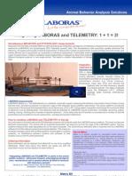 Leaflett LB Telemetry