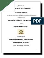 49677018 Credit Risk Management 3