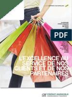 Rapport Annuel de CA Consumer Finance
