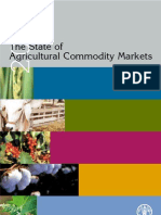 The State of Agricultural Commodity Markets 2004