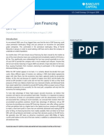 2009.08_Debtor in Possession Financing (DIPS) by BarCap