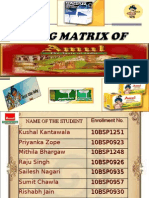 BCG Matrix of Amul - Final PPT (1)