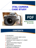 Digital Camera -Case Study