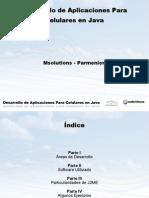 Desarrollo Aplicaciones J2ME Final