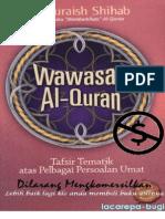 Quraish Shihab - Wawasan Al-Quran
